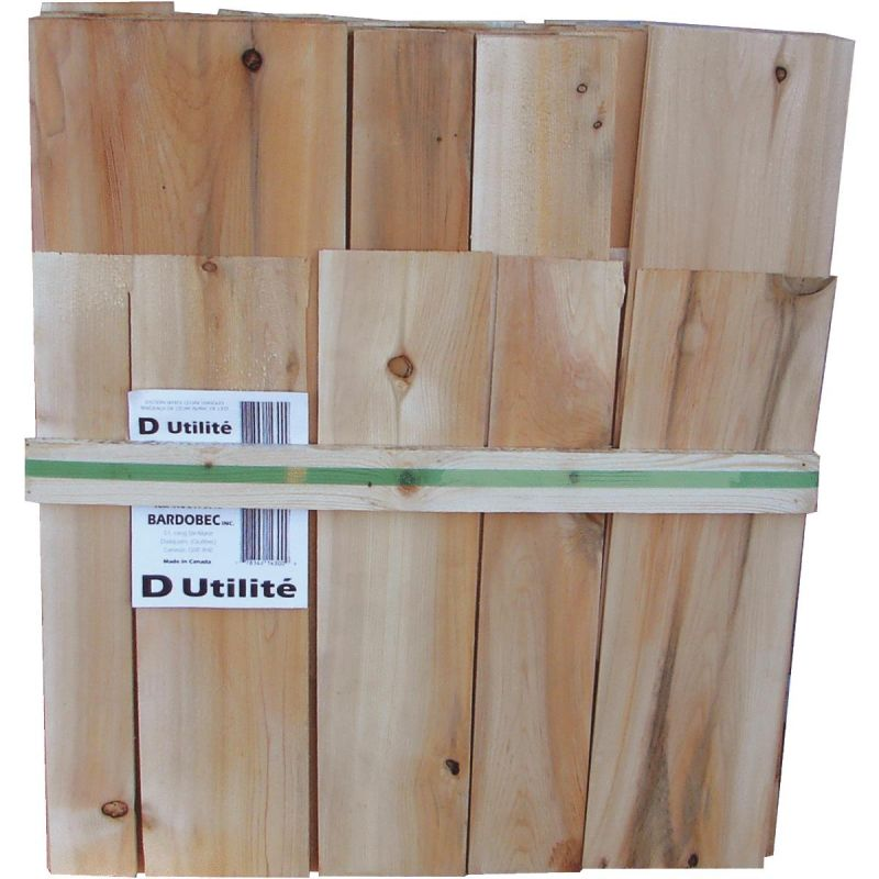 Buy Bardobec Utility Cedar Shingle