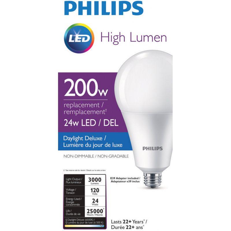 Philips A35 Medium LED Light Bulb