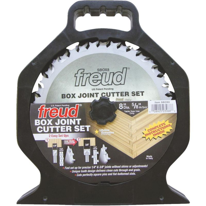 Buy freud box joint cutter circular saw blade set freud box joint cutter circular saw blade set keyboard keysfo Image collections