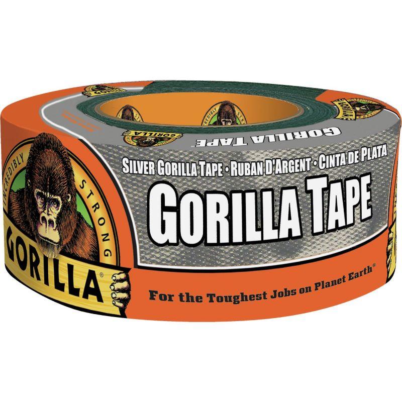 Gorilla Duct Tape Silver