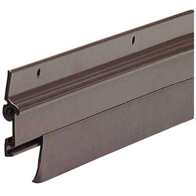 M-D Flex-O-Matic Automatic Door Sweep Bronze