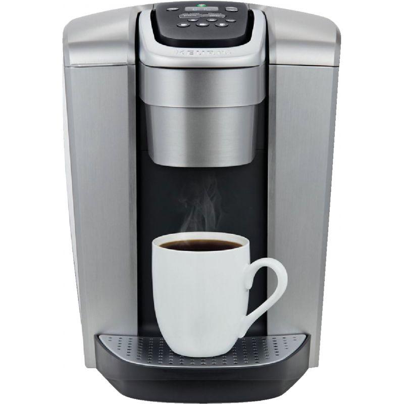 Keurig K-Elite Single Serve Coffee Maker Single Cup, Silver