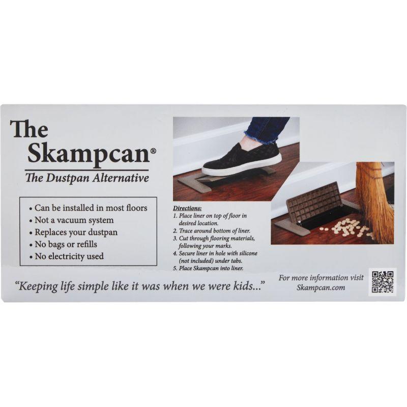 Skampcan Floor Register Containment System
