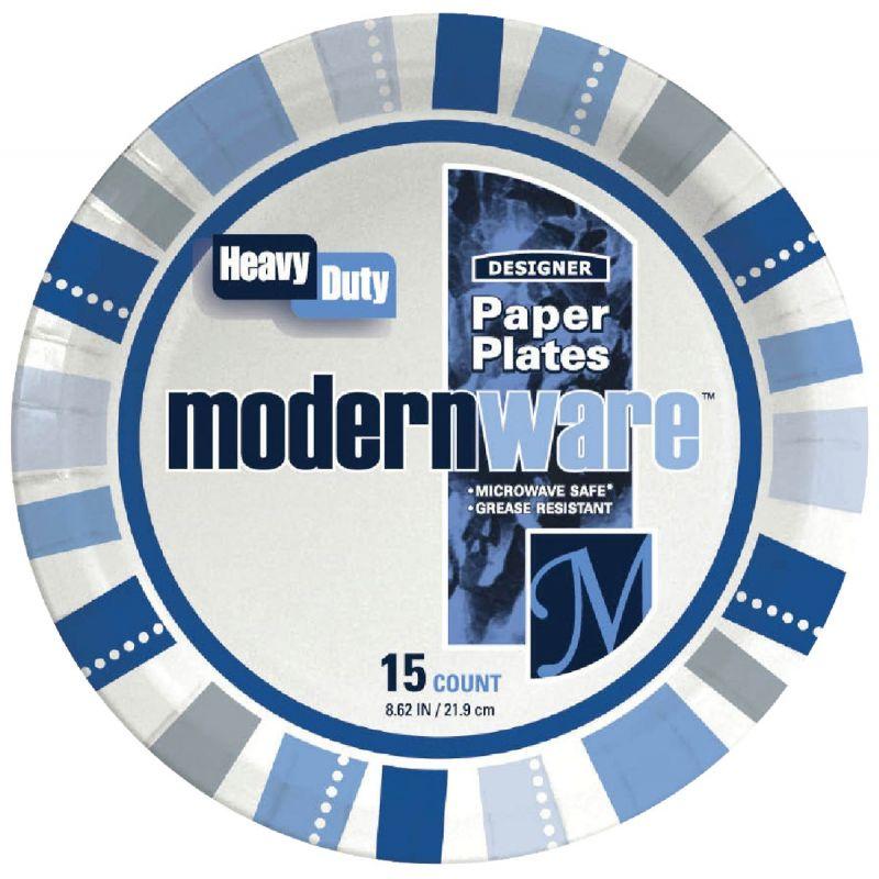 AJM Modern Ware Paper Plate