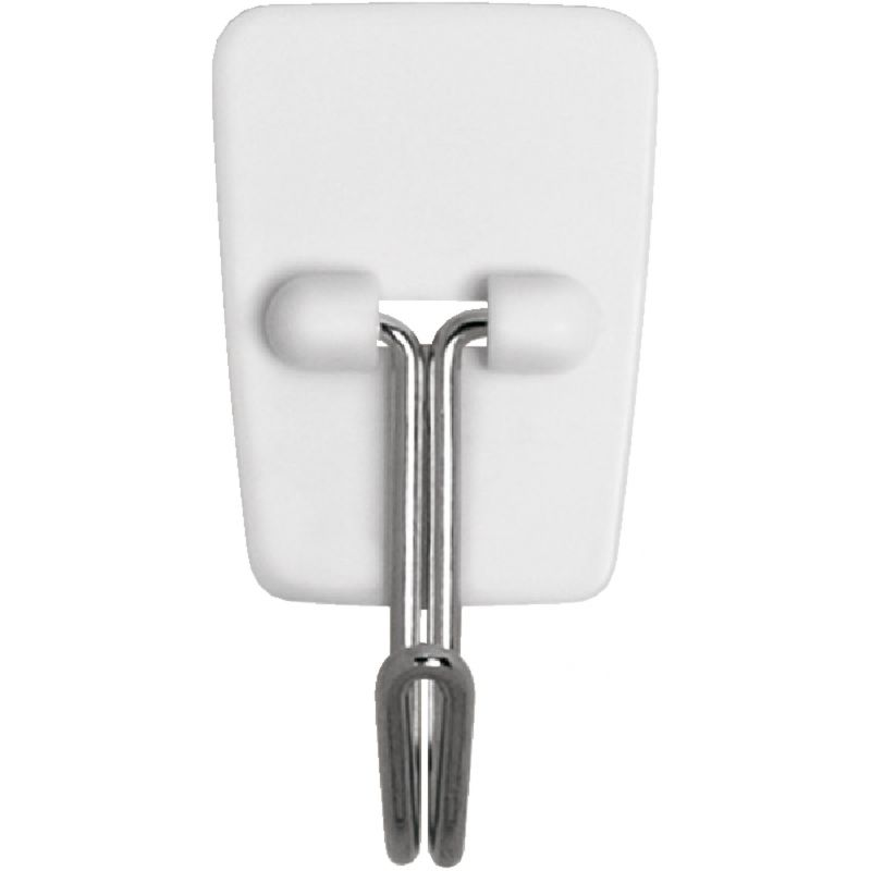 3M Command Wire Adhesive Hook White