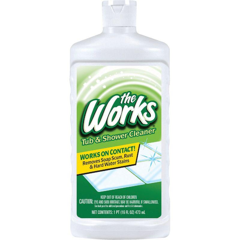 The Works Tub & Shower Cleaner 16 Oz.