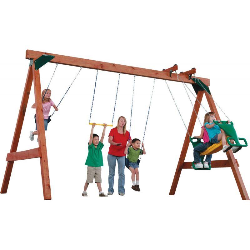 Swing N Slide Scout Swing Set Kit