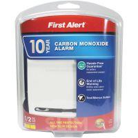 First Alert 10 Year Battery Carbon Monoxide Alarm