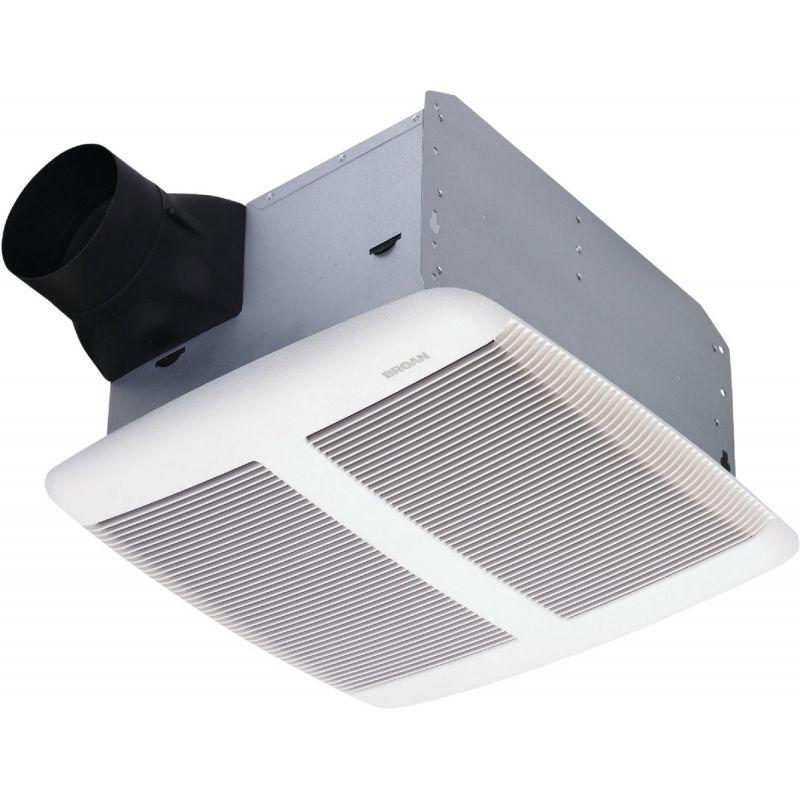 Broan Sensonic Speaker 110 CFM Bath Exhaust Fan White