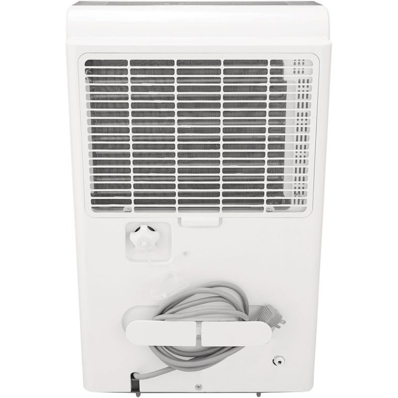 Perfect Aire 50 Pt. Dehumidifier 50 Pt./Day, White, 12.7 Pt., 3.6A