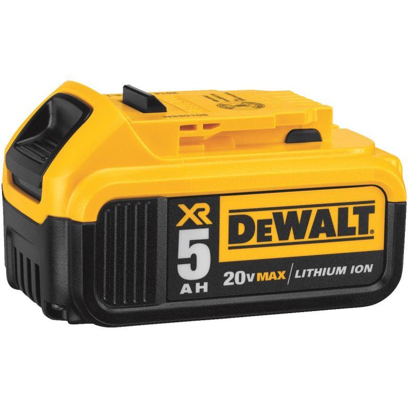 DeWalt 20V MAX XR Li-Ion Tool Battery