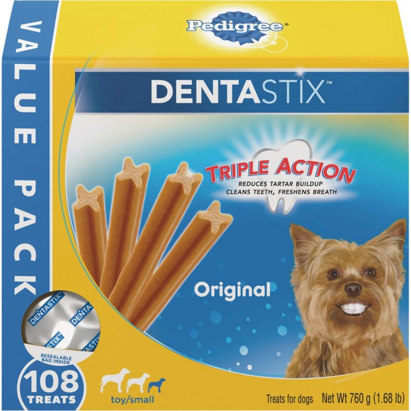 Pedigree Dentastix Dental Dog Treat 58-Pack