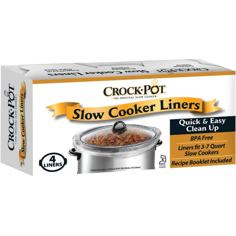 Crockpot Slow Cooker Liner 7 Qt.
