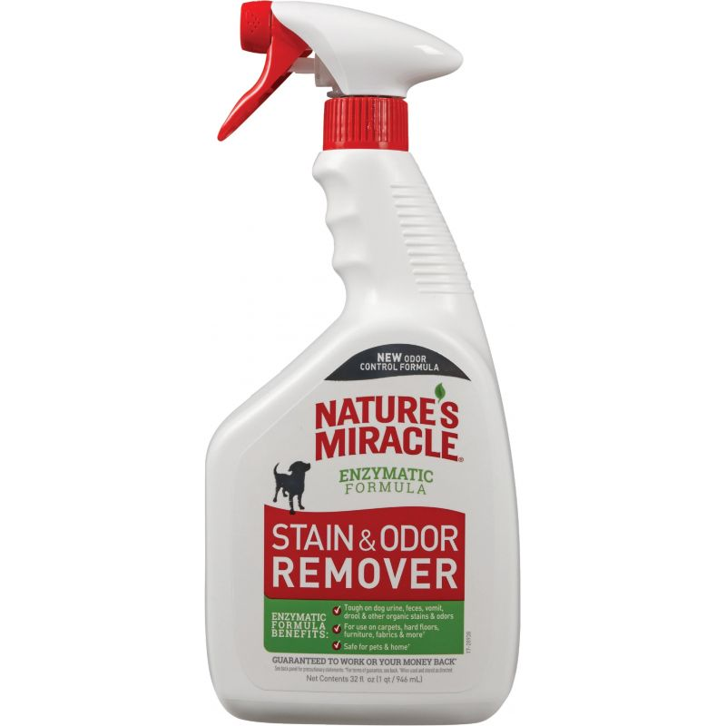 Nature's Miracle Pet Stain & Odor Remover 32 Oz.