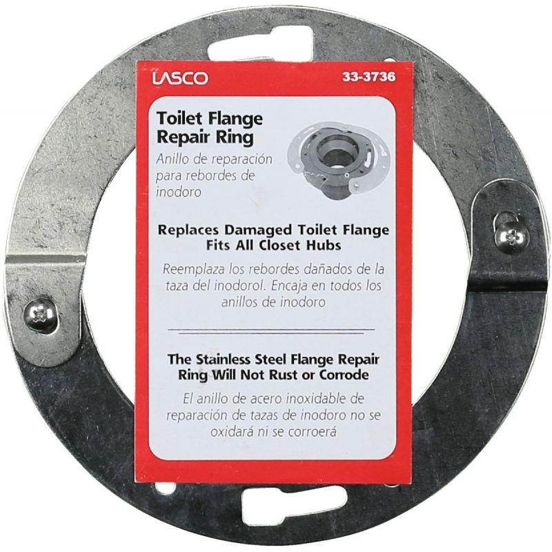 "Lasco Split Ring Flange Repair 0.4"" X 7.5"" X 7.5"""