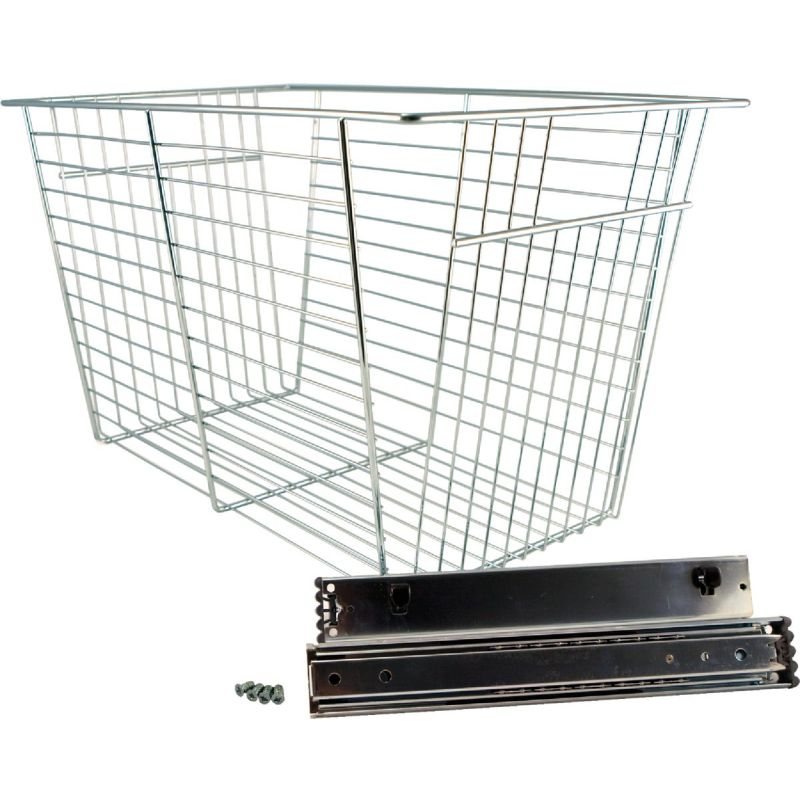 FreedomRail Chrome Basket