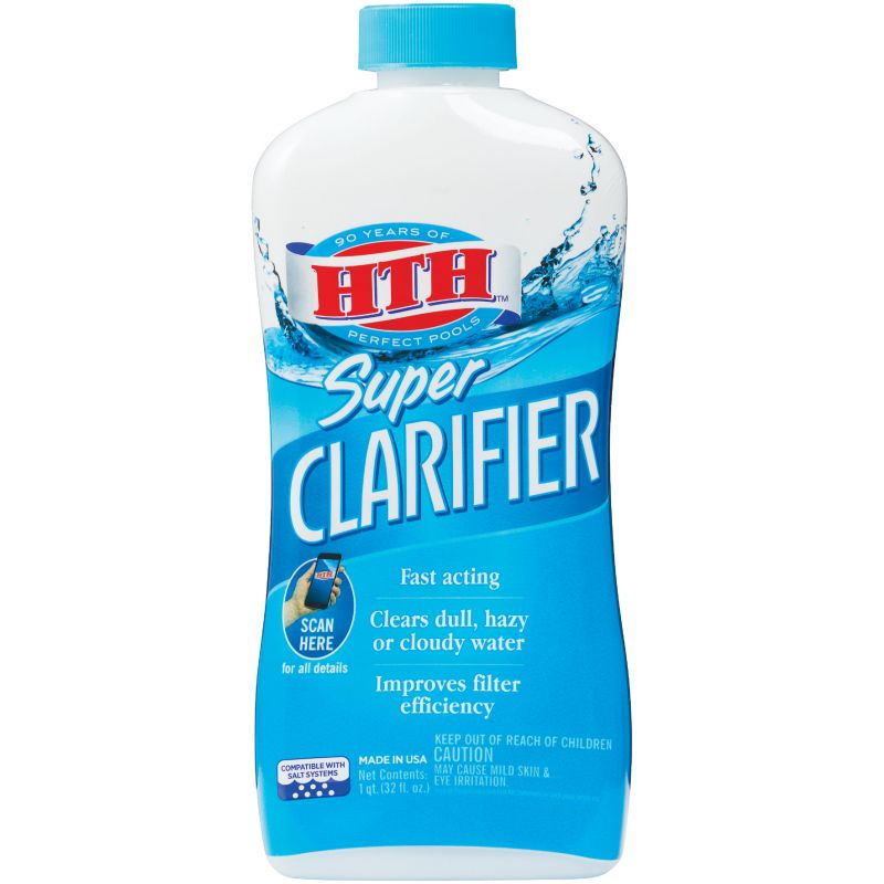 HTH Super Concentrated Clarifier 1 Qt.