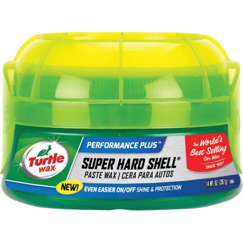 Turtle Wax Super Hard Shell Car Wax 14 Oz.