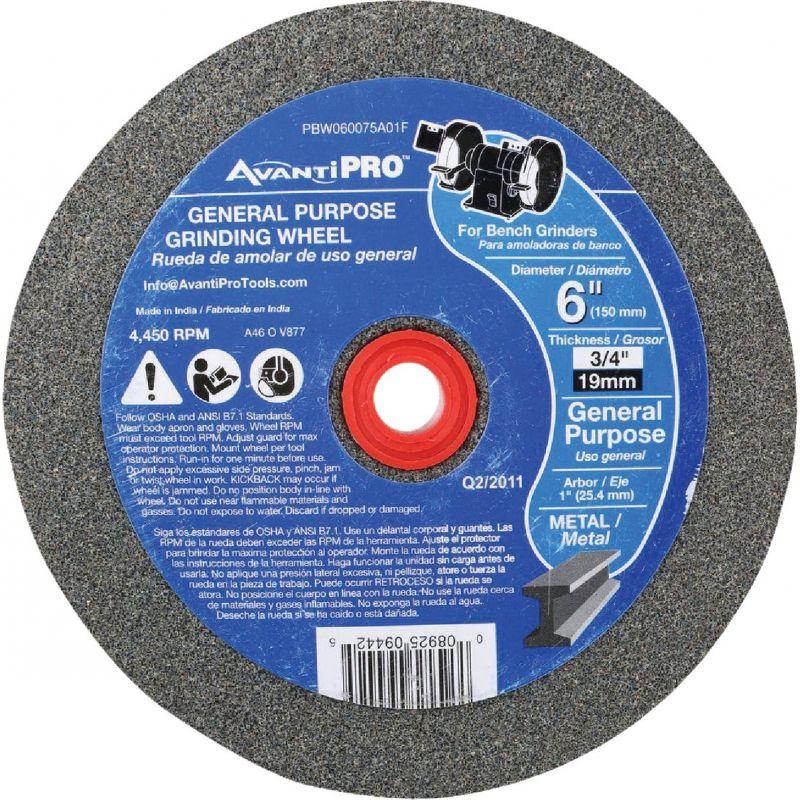 Avanti Pro Bench Grinding Wheel