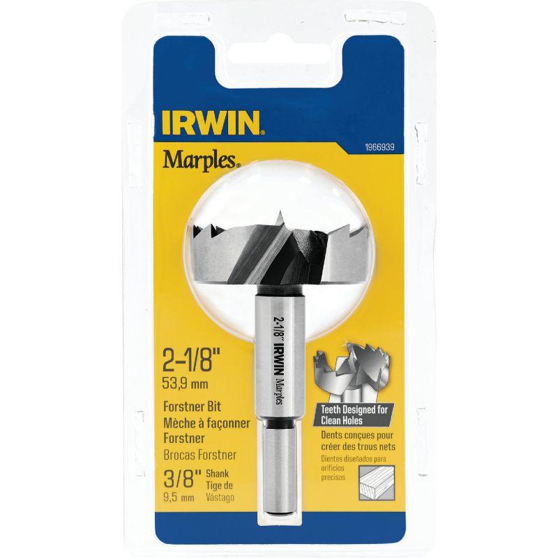 "Irwin Marples Forstner Drill Bit 2-1/8"""