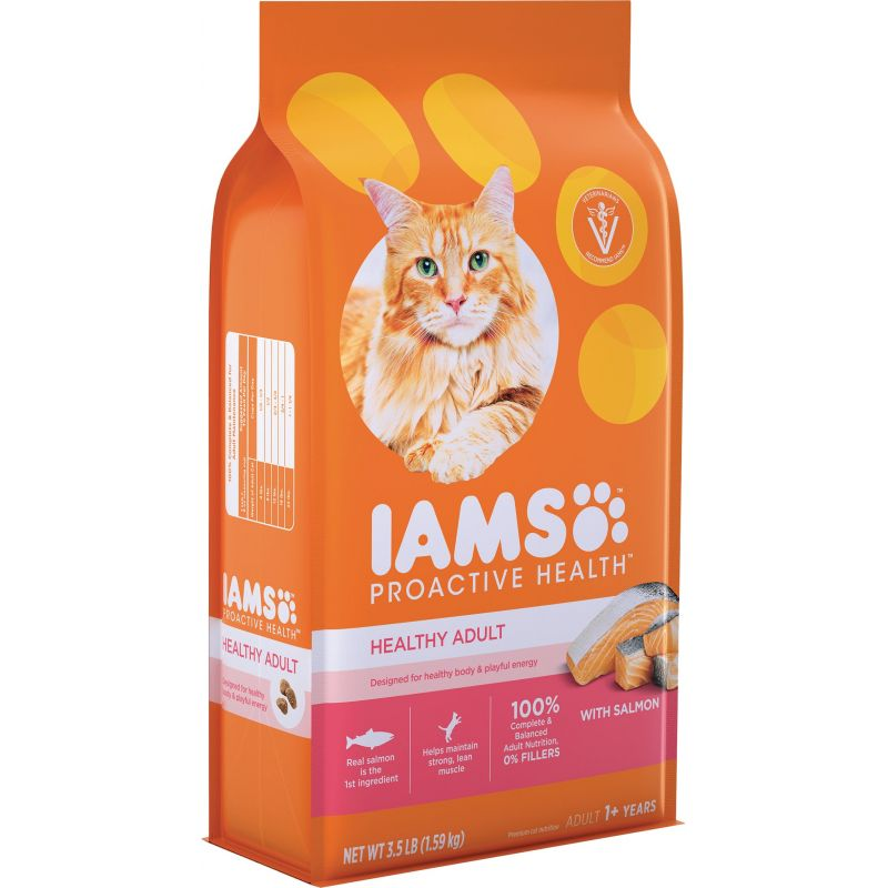 Iams Proactive Health Adult Dry Cat Food 3.5 Lb.