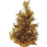 Sterling Curly Tinsel Specialty Tree