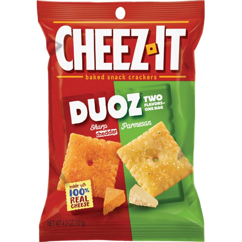 Cheez-It Crackers 4.3 Oz. (Pack of 6)