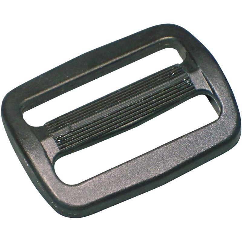 TURF Slip-Loks Slide Strap Buckle 3/4 In., Black
