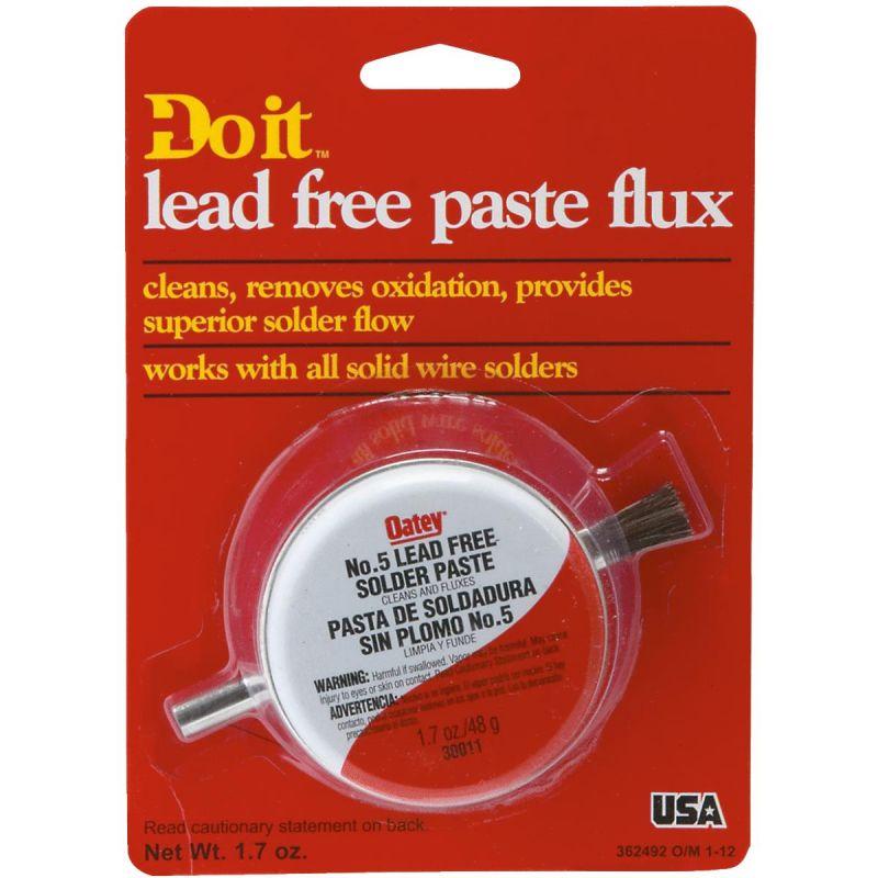 Do it No. 5 Lead-Free Soldering Flux 1.7 Oz.
