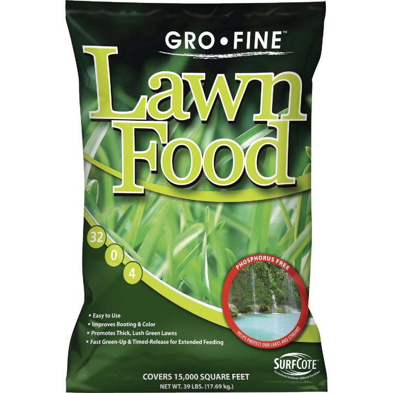 Gro-Fine Phosphorus Free Lawn Fertilizer 39 Lb.