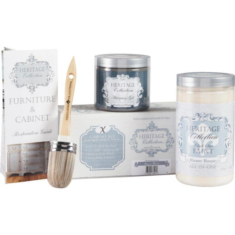 Chalk Paint Cabinet Restoration Kit Manor House - Off White