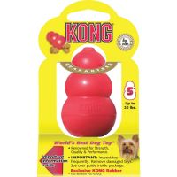 Classic Kong Rubber Dog Toy