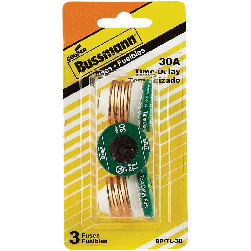 Bussmann TL Plug Fuse 10kA, 30A