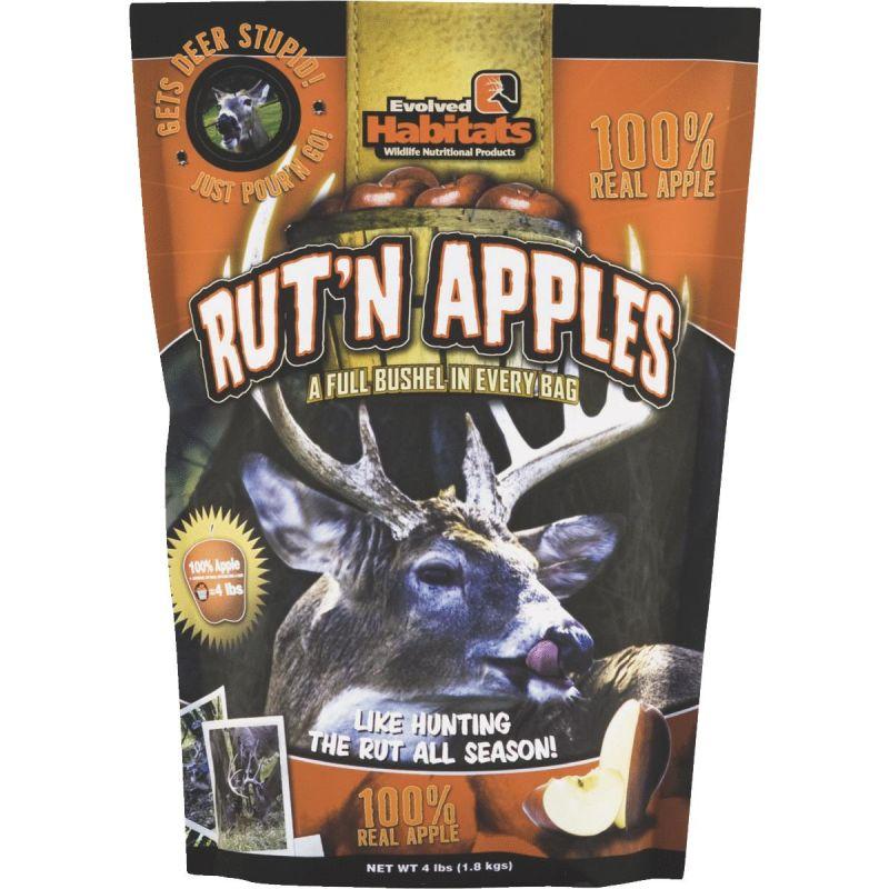 Rut 'N Apples Deer Attractant 4 Lb