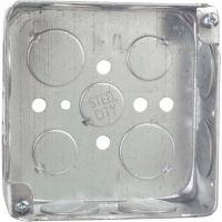 Steel City Square Box