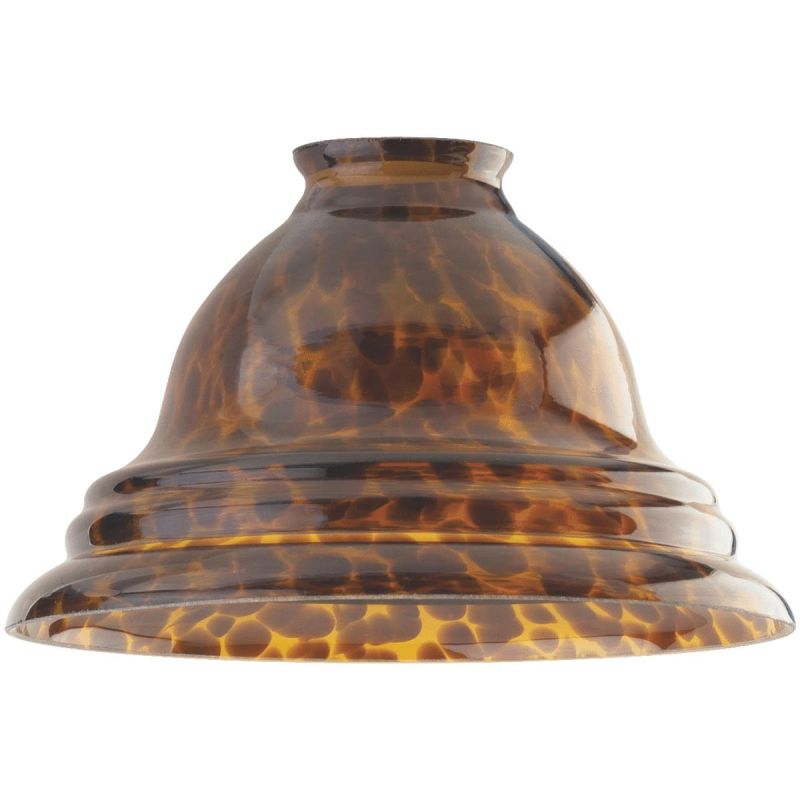 Tortoise Glass Shade (Pack of 4)