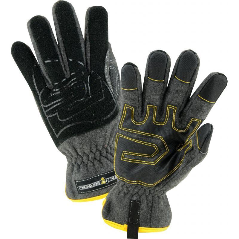West Chester Pro Series Winter Work Glove XL, Black