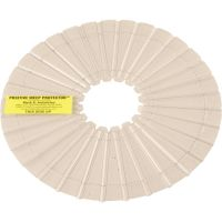 Positive Weep Hole Shower Drain Protector