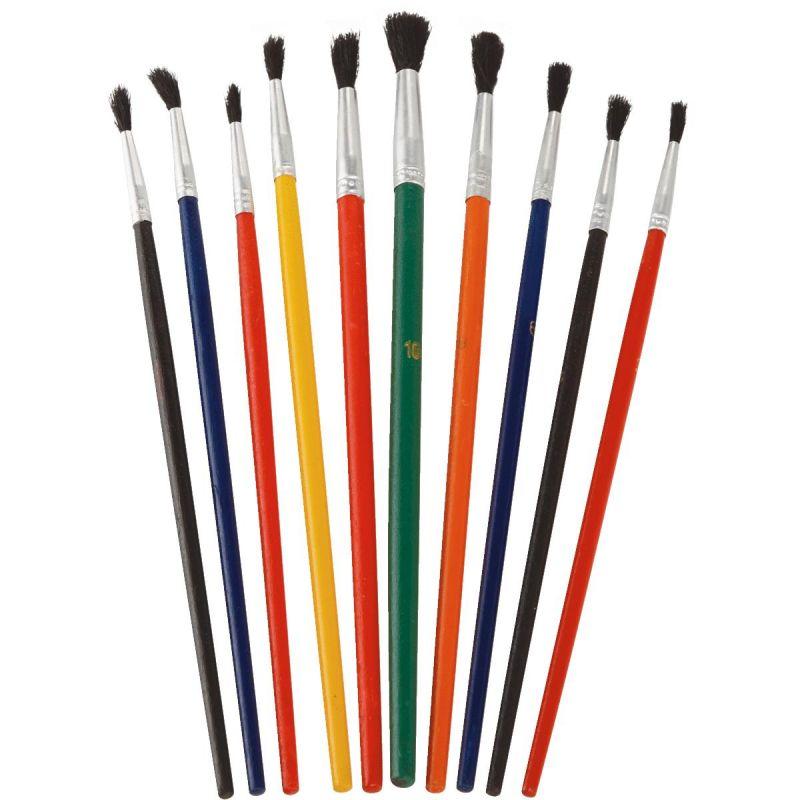 Smart Savers Artist Brush Set (Pack of 12)