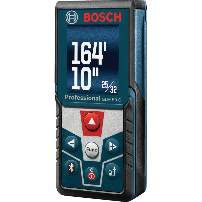 Bosch 165 Ft. Laser Distance Measurer with Bluetooth