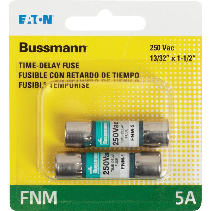 Bussmann Fusetron FNM Cartridge Fuse 5A