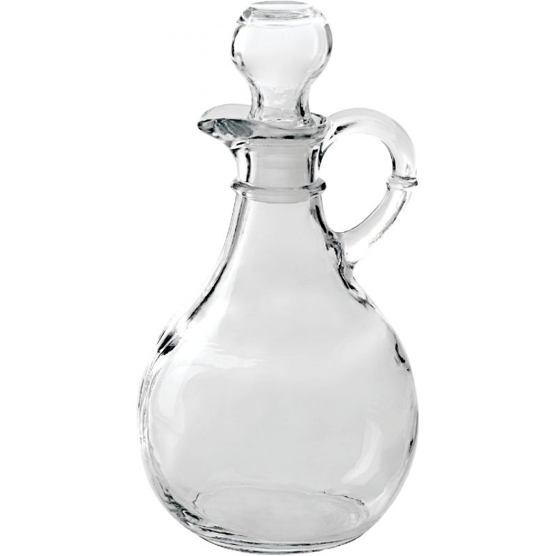 Anchor Hocking Presence Cruet With Stopper 10 Oz. (Pack of 6)