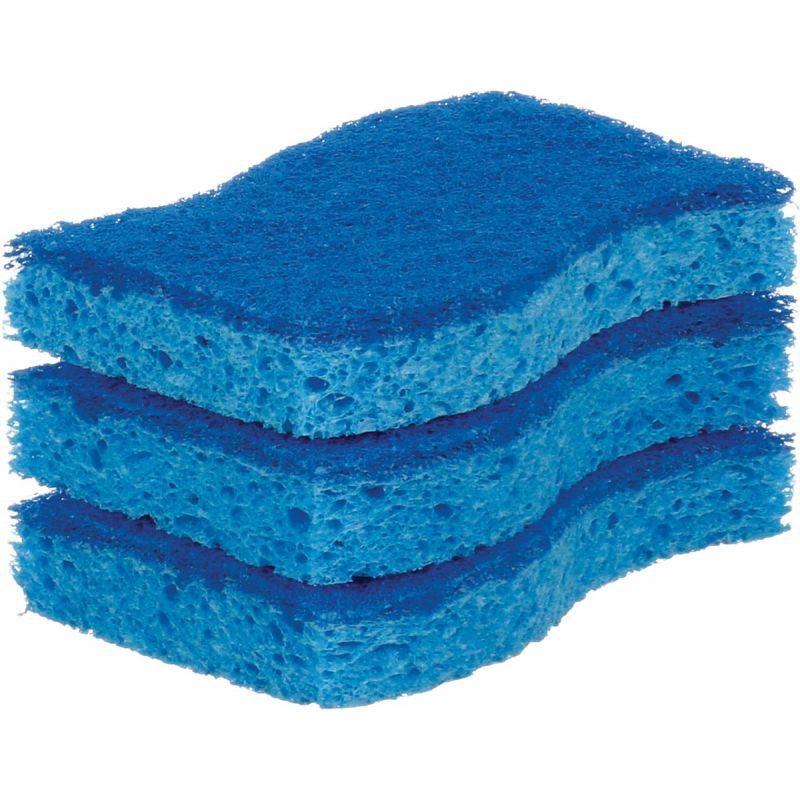3M Scotch-Brite Non-Scratch Scrub Sponge Blue
