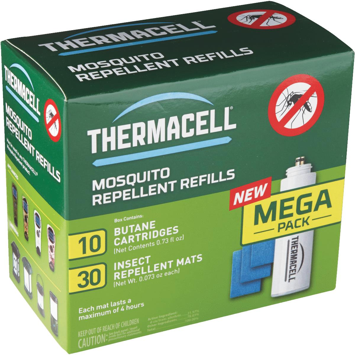 ThermaCELL 10 Pack Mosquito Repellent Refill