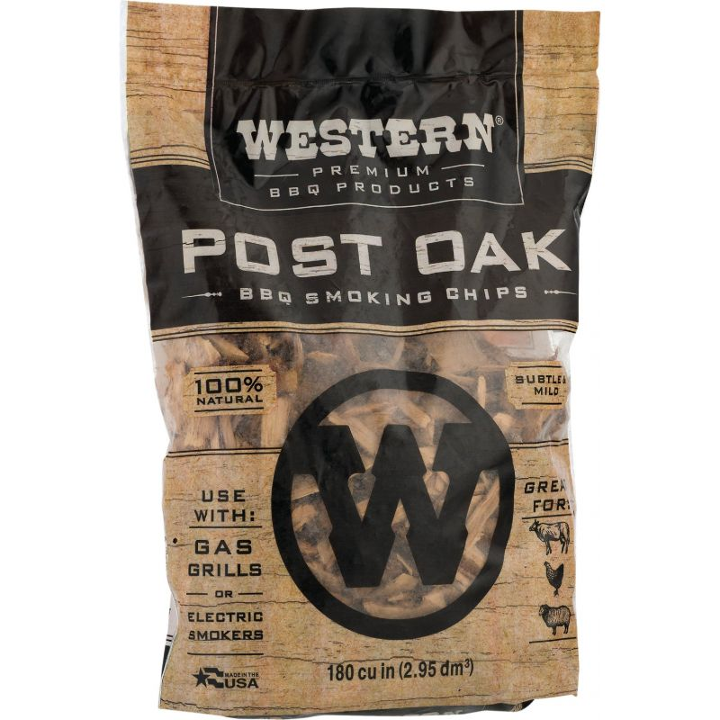 Western Smoking Chips 180 Cu. In.