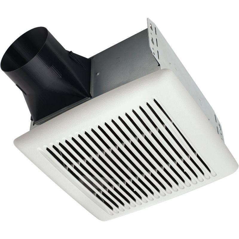 Broan 80 CFM Bath Exhaust Fan White