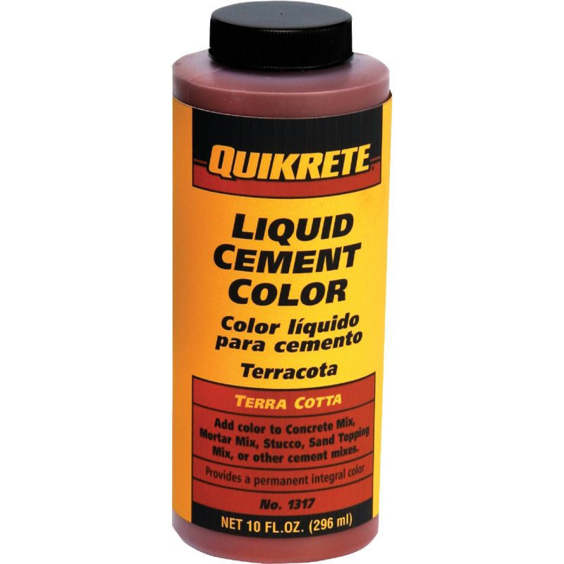 Quikrete Liquid Cement Color 10 Oz, Terra Cotta