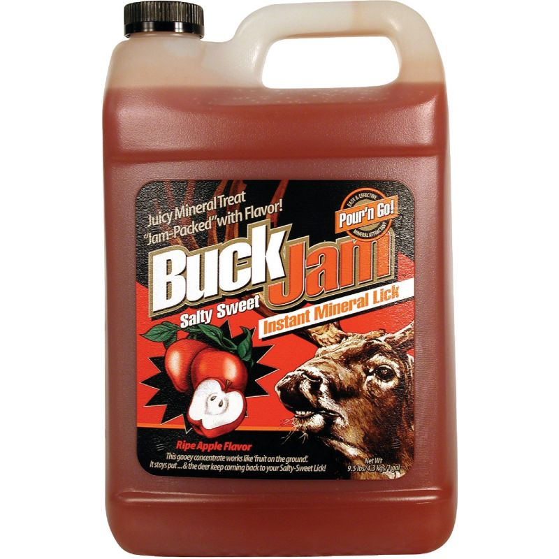 Buck Jam Instant Mineral Lick 1 Gal.