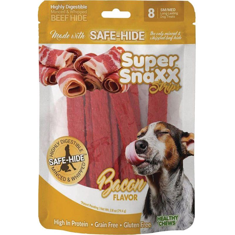 Healthy Chews Super SnaXX Strips Dog Treat 8-Pack
