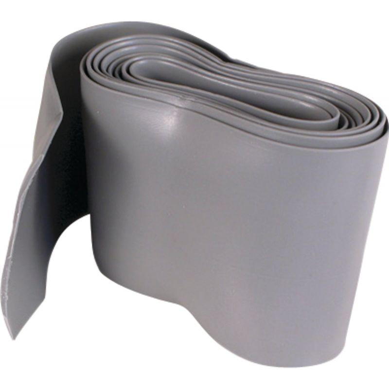 Prime-Line Flat Bottom Shower Door Seal 1-1/2 In. W. X 36 In. L., Gray